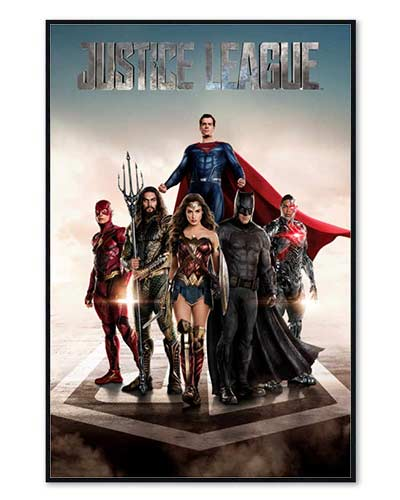 Justice League posters