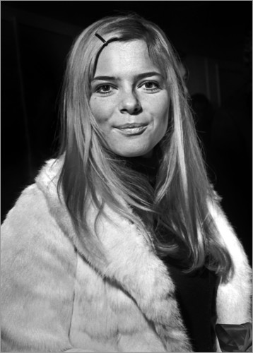 Premium poster France Gall