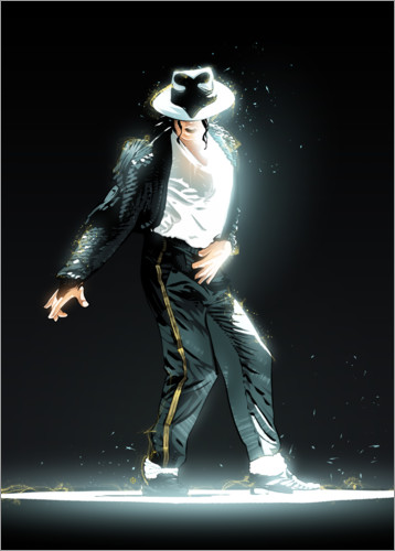 Michael Jackson Posters And Prints Posterlounge Com