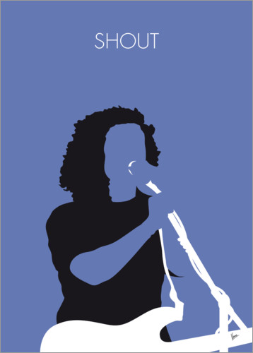 Premium poster Tears for Fears - Shout