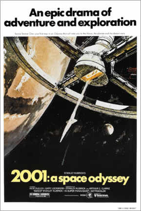 Wall sticker  2001: A Space Odyssey - Entertainment Collection