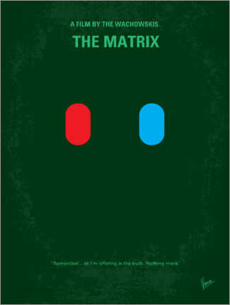 Premium poster The Matrix
