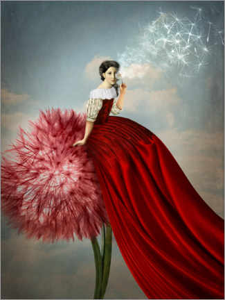 Canvas print  Imagination - Catrin Welz-Stein