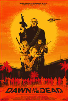Premium poster  Dawn of the Dead - Entertainment Collection