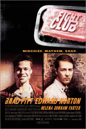 Premium poster  Fight Club - Entertainment Collection