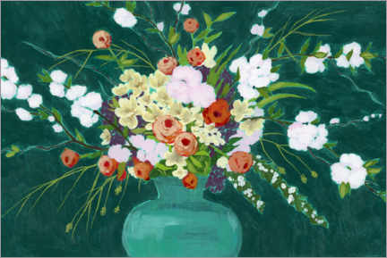 Gallery print  Flowers splendid - Grace Popp
