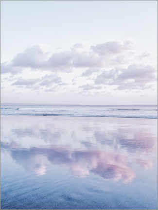 Acrylic print  Clouds over the sea - Magda Izzard