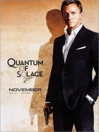 Wall sticker  Quantum of Solace - Entertainment Collection