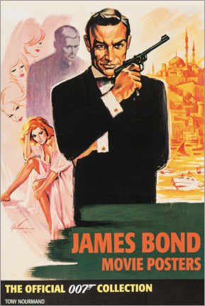 Wall sticker  James Bond Collection - Entertainment Collection