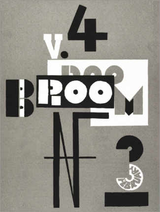 Wall sticker  Cover of Broom - El Lissitzky