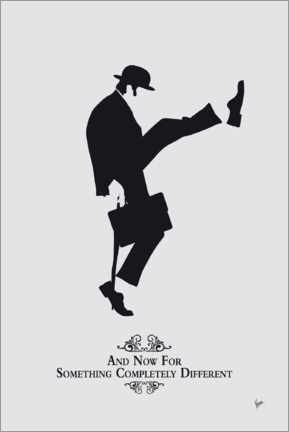Premium poster  Ministry of Silly Walks - chungkong