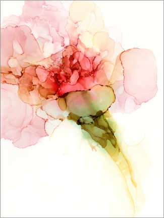 Premium poster Passion for flowers II