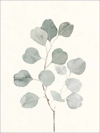 Wall sticker Delicate botany