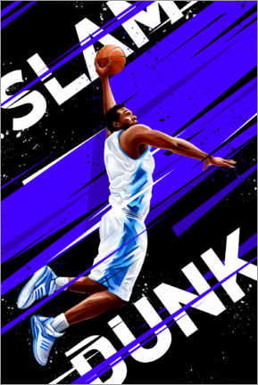 Canvas print  Slam dunk - Dmitry Belov