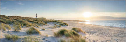 Premium poster  Dune landscape on Sylt - Jan Christopher Becke
