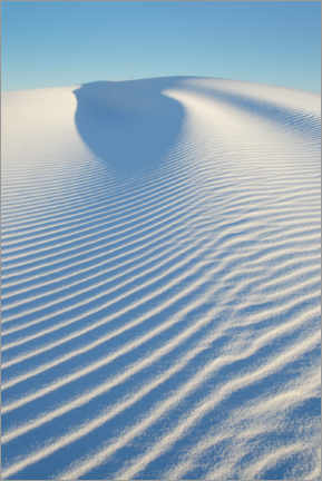 Premium poster White Sands National Monument, New Mexico