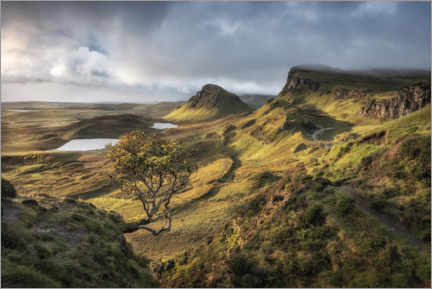 Gallery print  The Quiraing - André Wandrei