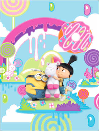 Gallery print  Super Silly Fun Land
