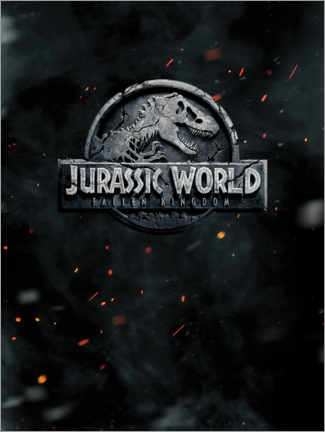 Premium poster  Jurassic World - Fallen Kingdom