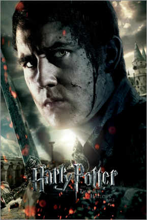 Gallery print  The Deathly Hallows II - Neville Longbottom