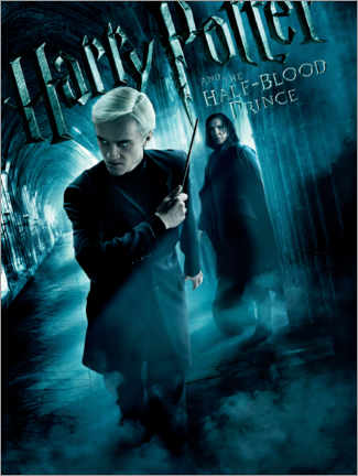Wall sticker  The Half-Blood Prince - Draco & Snape