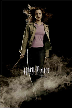 Premium poster  The Goblet of Fire - Hermione Granger