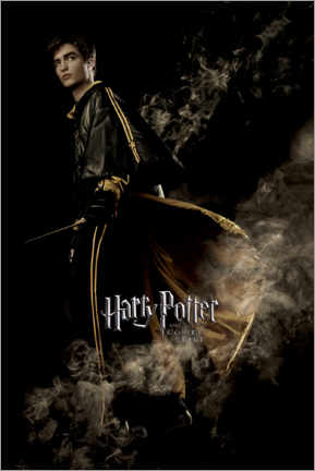 Gallery print  The Goblet of Fire - Cedric Diggory