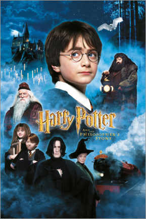 Acrylic print  Harry Potter and the Philosopher's Stone