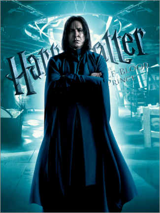 Premium poster  The Half-Blood Prince - Severus Snape