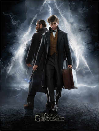 Premium poster  Fantastic Beasts: The Crimes of Grindelwald