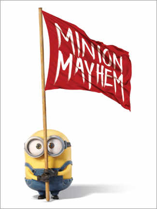 Premium poster  Despicable Me Minion Mayhem