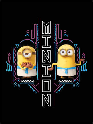 Premium poster  Minion Egyptian