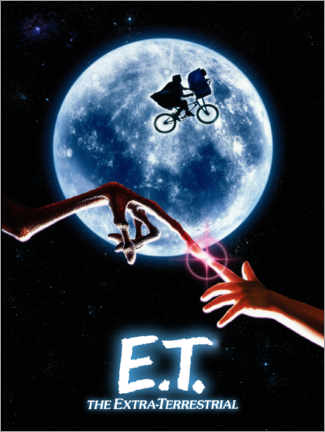 Wall sticker  E.T. - The promise