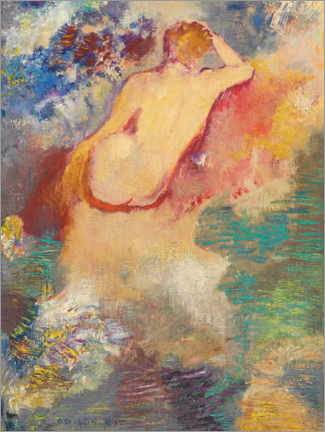 Premium poster  Birth of Venus - Odilon Redon