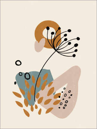 Wall sticker  Autumn grass - Olga Telnova