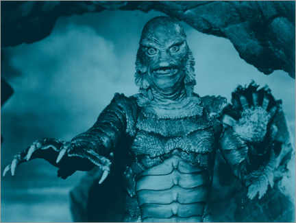 Premium poster The Creature from the Black Lagoon
