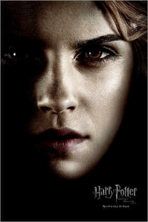 Premium poster Hermione, The Deathly Hallows I