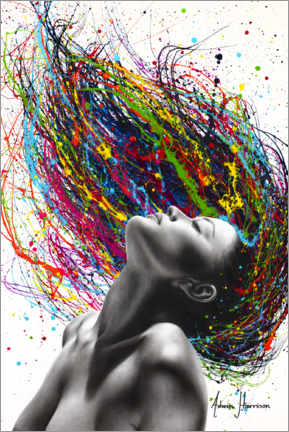 Gallery print  Rapture - Ashvin Harrison