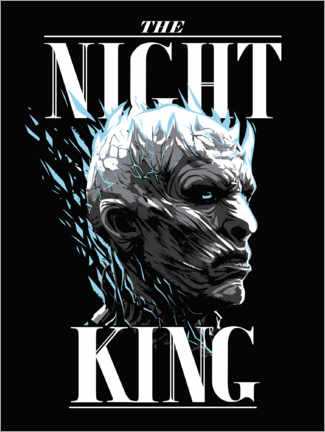 Premium poster  Game of Thrones - The Night King