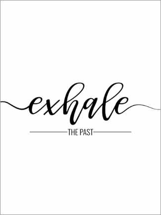 Gallery print  Exhale the past - TAlex