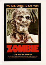 Gallery print  Zombi 2 - Entertainment Collection
