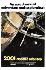 Gallery print  2001: A Space Odyssey - Entertainment Collection