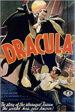 Gallery print  Dracula - Entertainment Collection