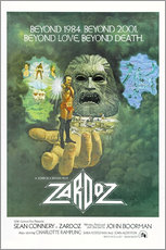 Wall sticker  Zardoz - Entertainment Collection