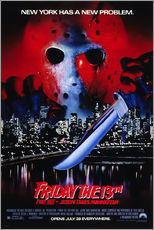 Gallery print  Friday the 13th Part VIII: Jason Takes Manhattan - Entertainment Collection