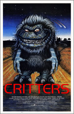 Gallery print  Critters - Entertainment Collection