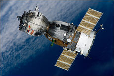 Gallery print  The Soyuz TMA-7 spacecraft