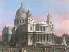 Gallery print  St. Paul's Cathedral - Antonio Canaletto