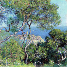 Wall sticker  Bordighera - Claude Monet