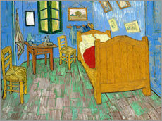 Gallery print  Van Gogh's Bedroom at Arles - Vincent van Gogh